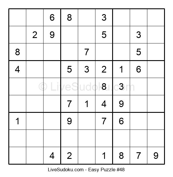 Beginners Puzzle #48