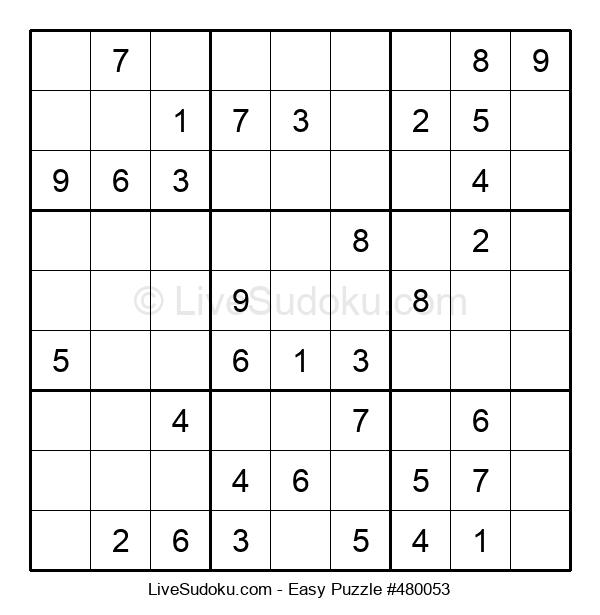 Beginners Puzzle #480053