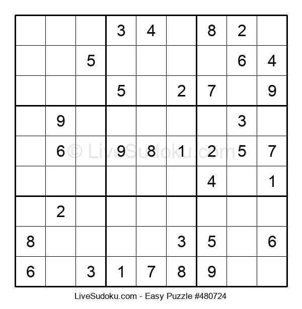 Beginners Puzzle #480724