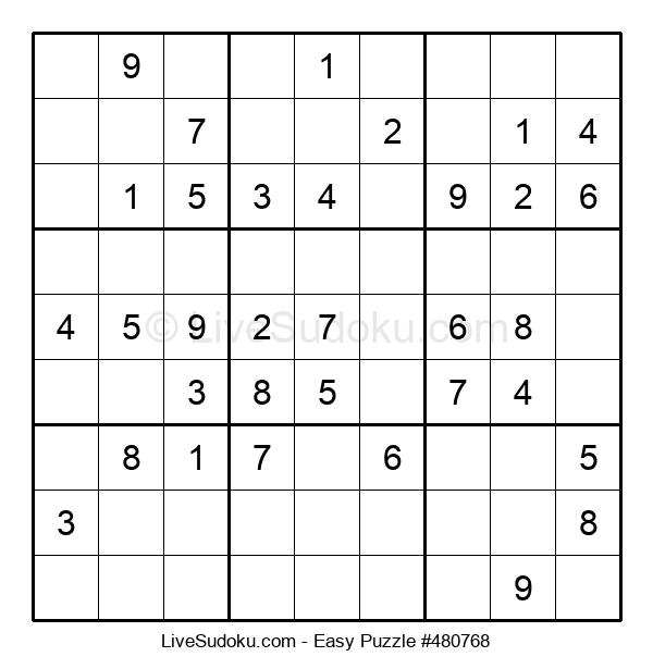 Beginners Puzzle #480768
