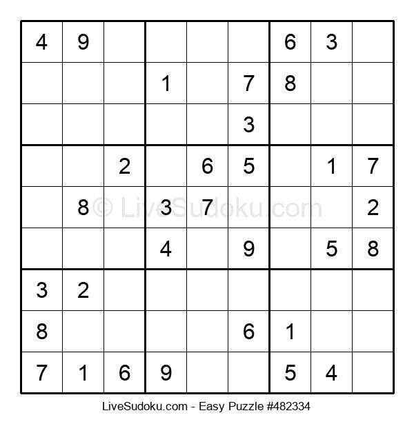 Beginners Puzzle #482334