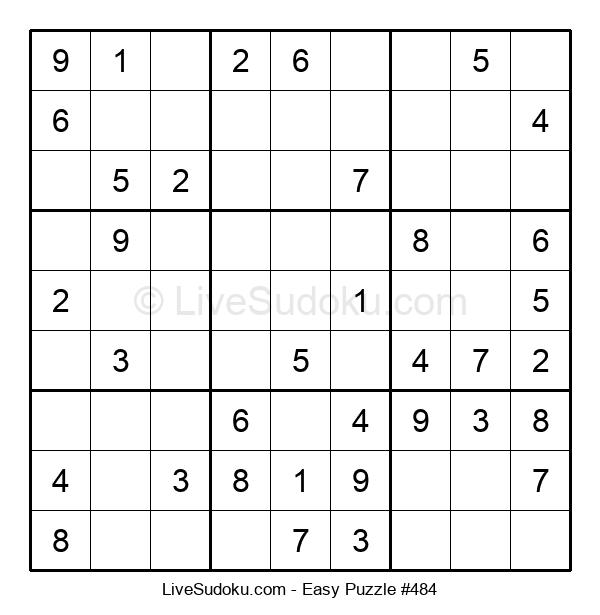 Beginners Puzzle #484