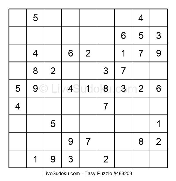Beginners Puzzle #488209