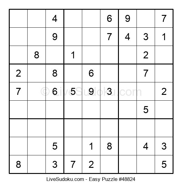 Beginners Puzzle #48824