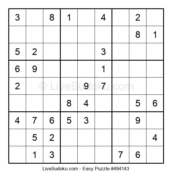 Beginners Puzzle #494143