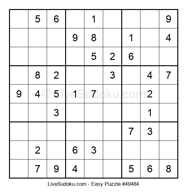 Beginners Puzzle #49484