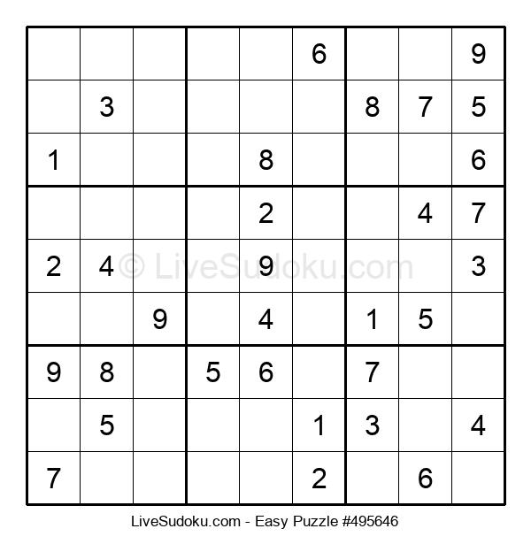 Beginners Puzzle #495646
