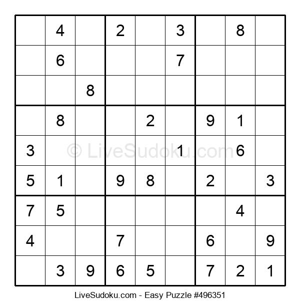 Beginners Puzzle #496351
