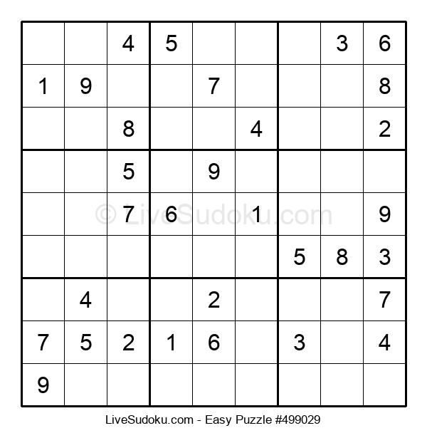 Beginners Puzzle #499029