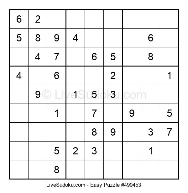 Beginners Puzzle #499453