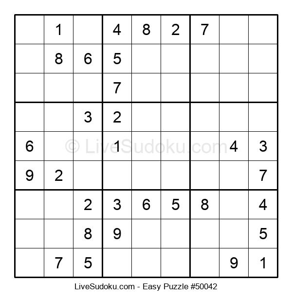 Beginners Puzzle #50042