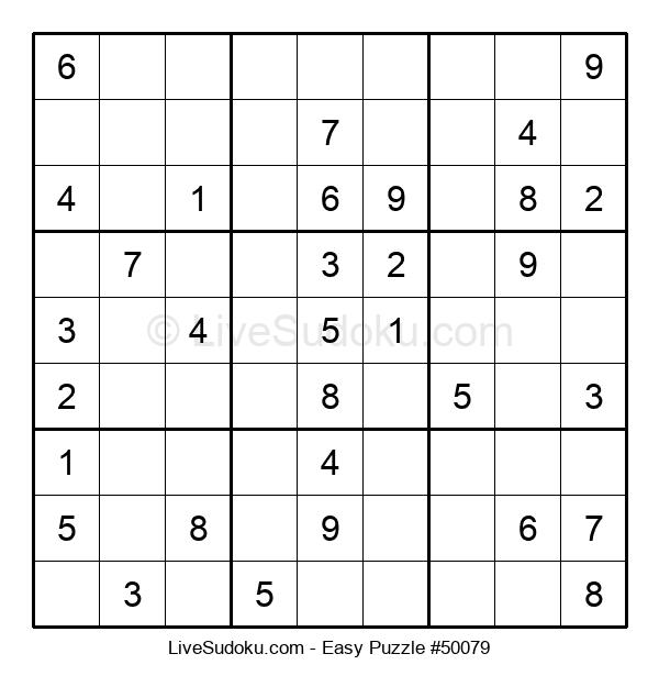 Beginners Puzzle #50079