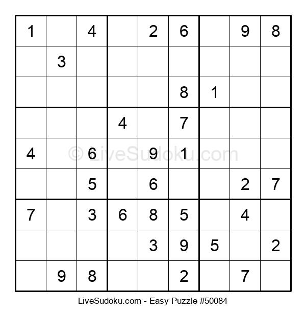 Beginners Puzzle #50084