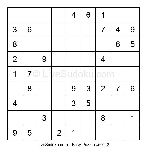 Beginners Puzzle #50112