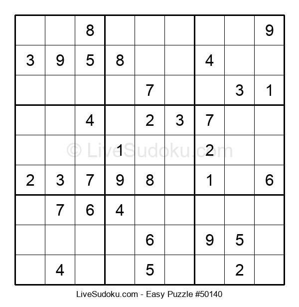 Beginners Puzzle #50140