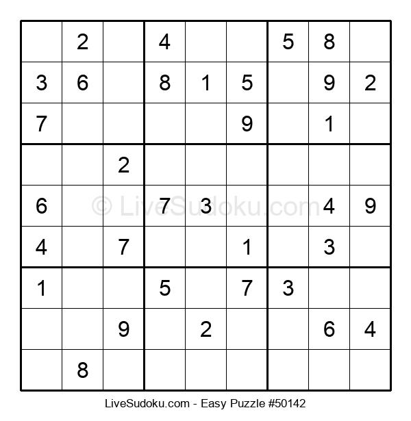 Beginners Puzzle #50142