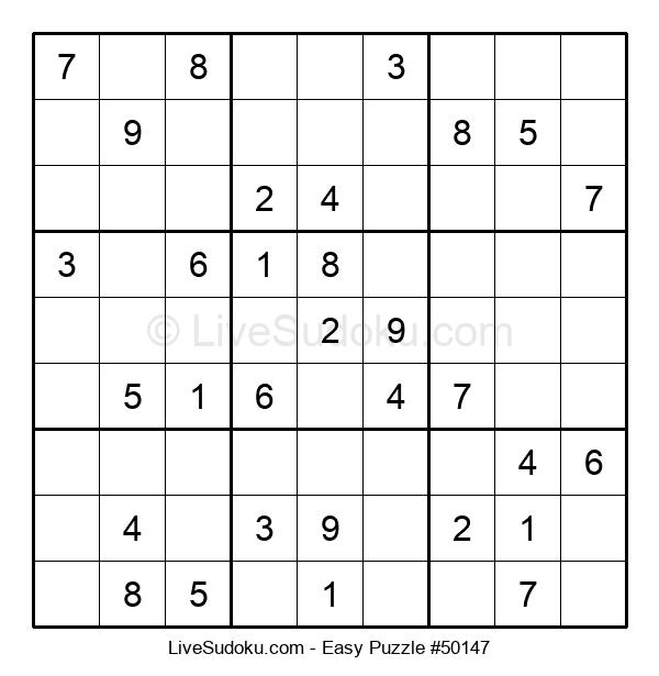 Beginners Puzzle #50147