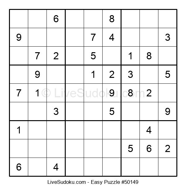 Beginners Puzzle #50149