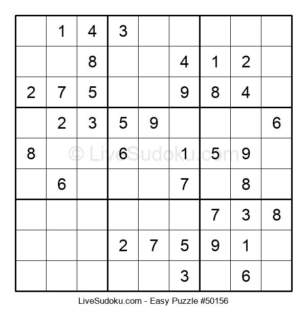 Beginners Puzzle #50156