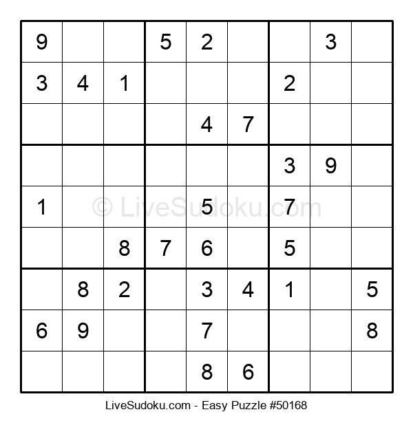 Beginners Puzzle #50168