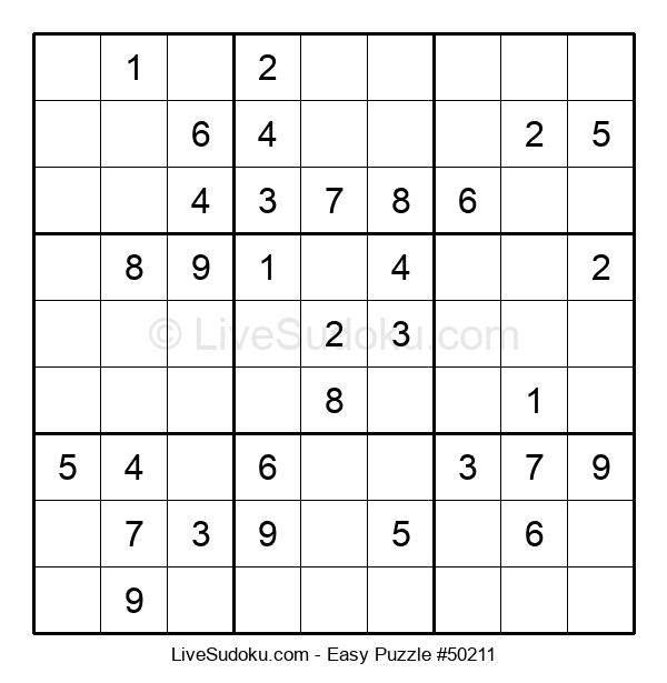 Beginners Puzzle #50211