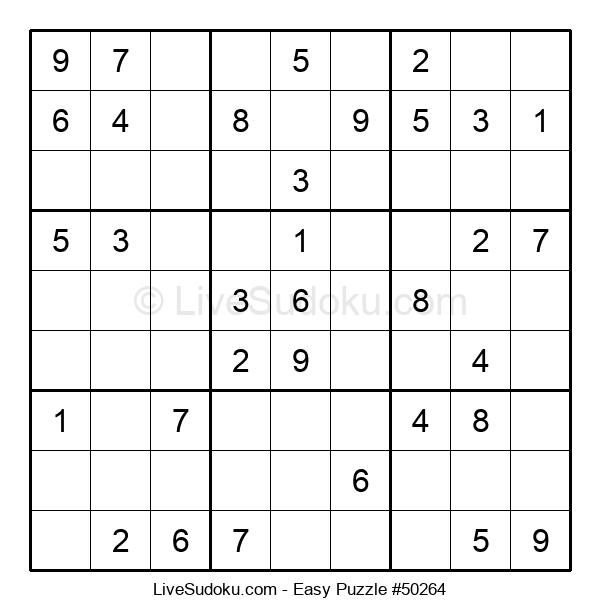 Beginners Puzzle #50264