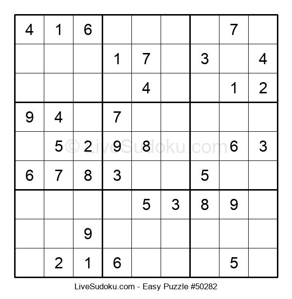 Beginners Puzzle #50282