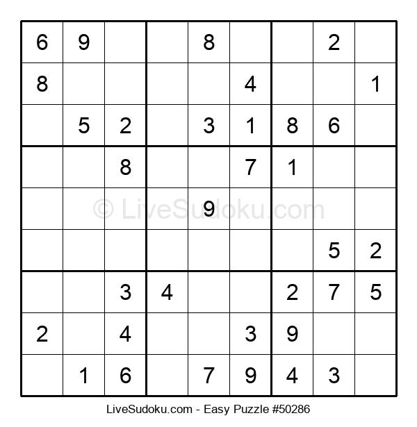 Beginners Puzzle #50286