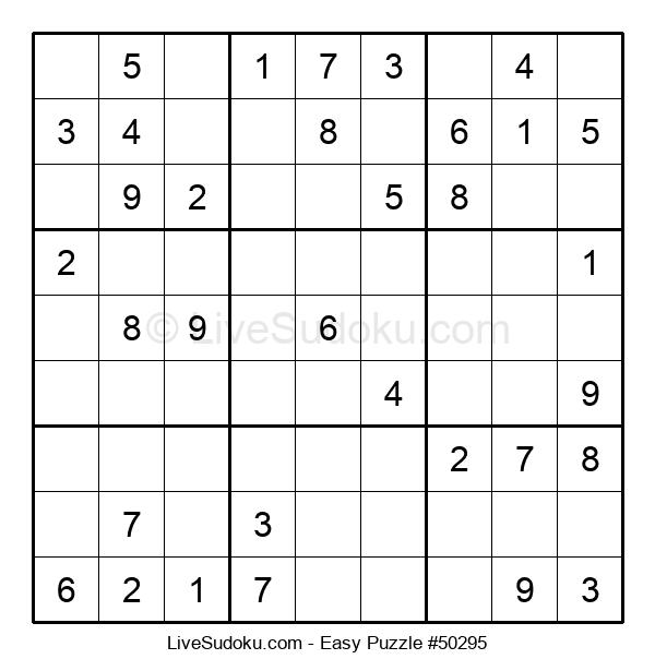 Beginners Puzzle #50295