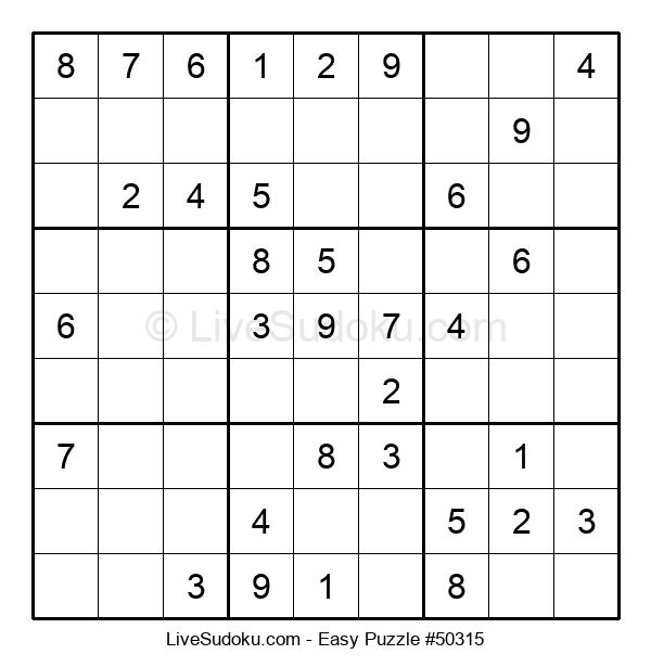 Beginners Puzzle #50315