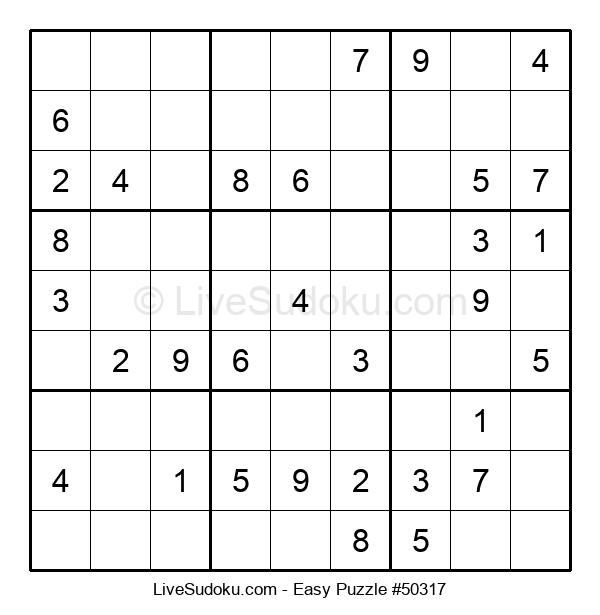 Beginners Puzzle #50317