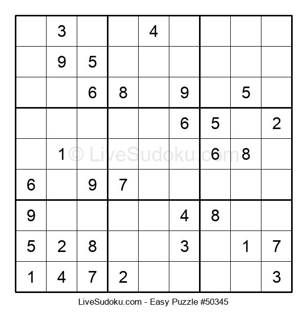 Beginners Puzzle #50345