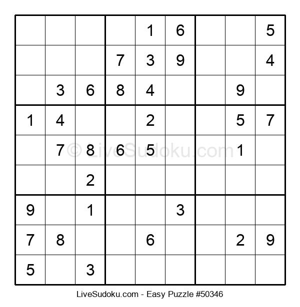 Beginners Puzzle #50346