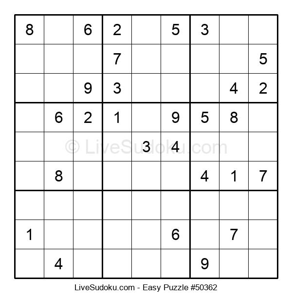Beginners Puzzle #50362