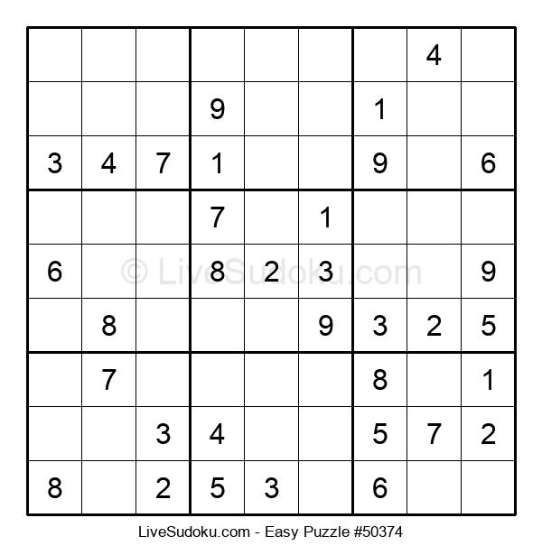 Beginners Puzzle #50374
