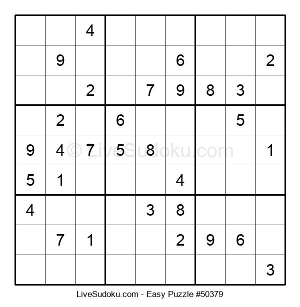 Beginners Puzzle #50379