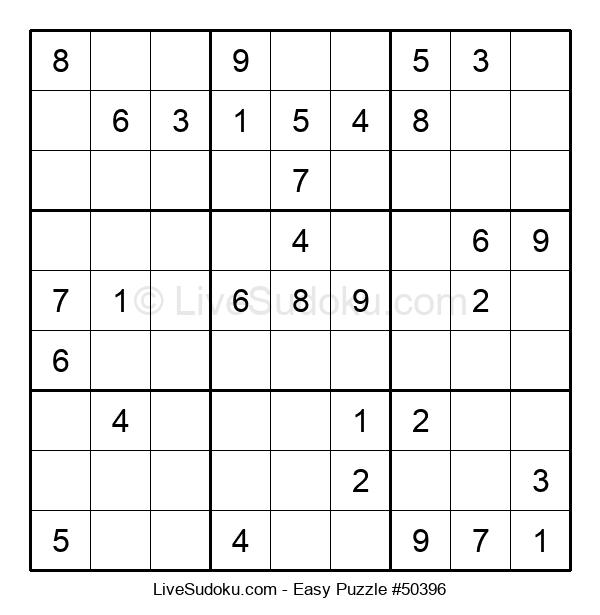 Beginners Puzzle #50396