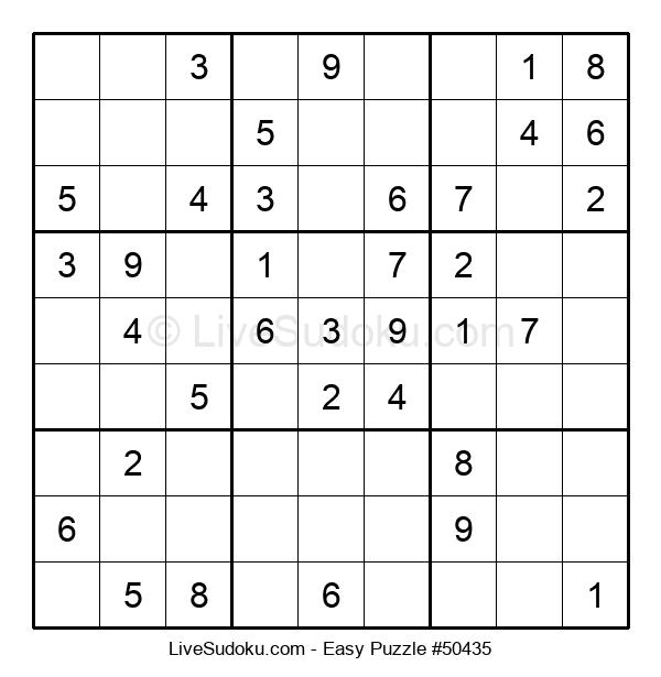 Beginners Puzzle #50435