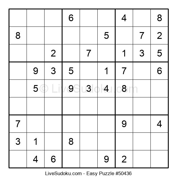Beginners Puzzle #50436