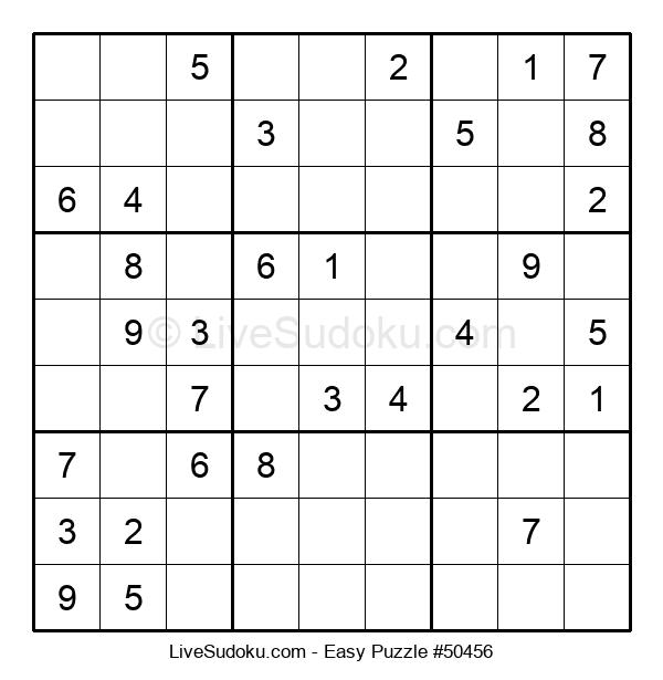 Beginners Puzzle #50456