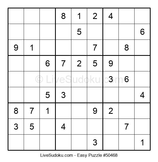 Beginners Puzzle #50468