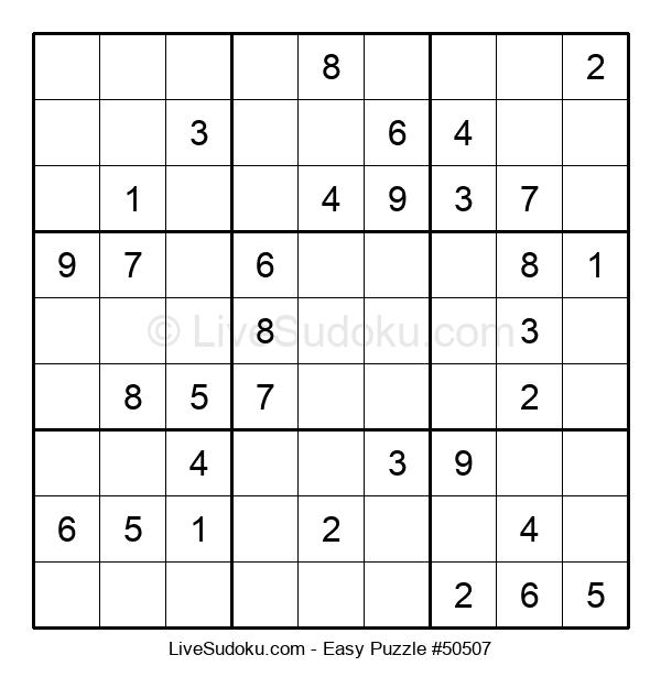 Beginners Puzzle #50507