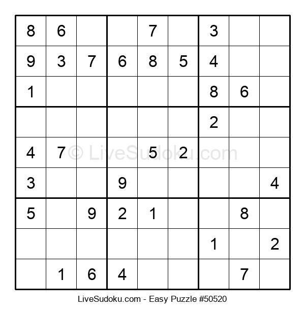 Beginners Puzzle #50520