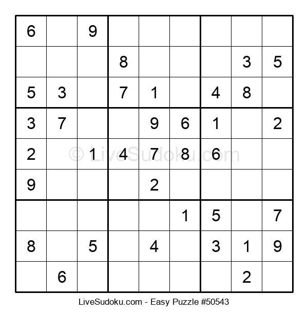 Beginners Puzzle #50543