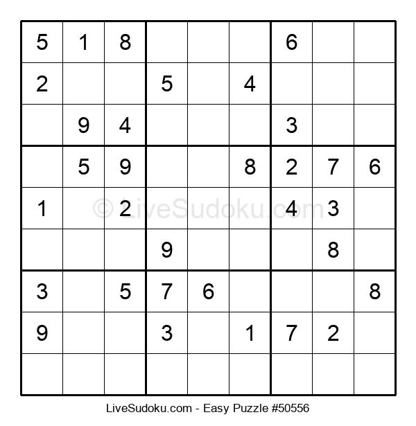 Beginners Puzzle #50556
