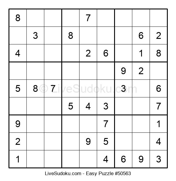 Beginners Puzzle #50563