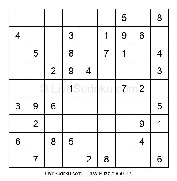 Beginners Puzzle #50617