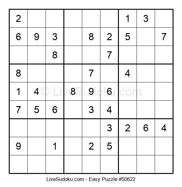 Beginners Puzzle #50622