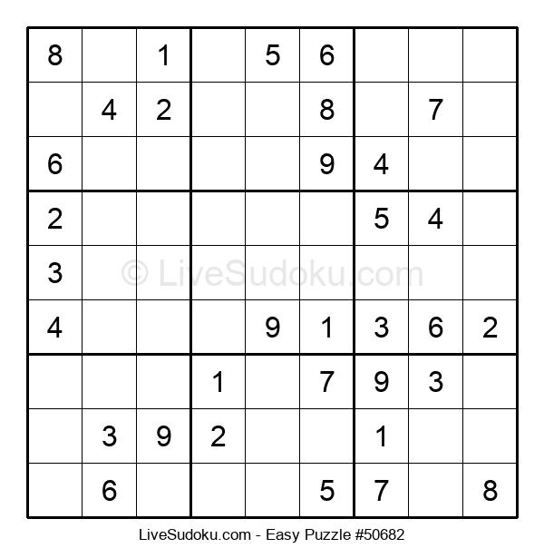 Beginners Puzzle #50682