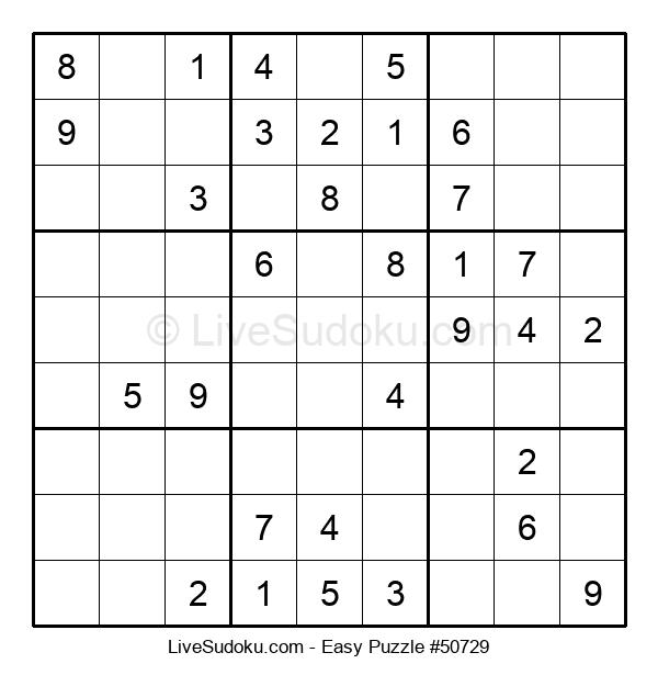 Beginners Puzzle #50729